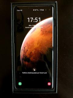 Samsung Galaxy S10+ + Fundas + Protector Pantalla (cuotas)