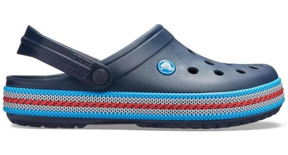 Crocs Crocband Sport Cord Clog Navy