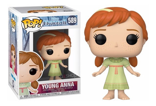Funko Pop Frozen 2 Disney 589 Young Anna