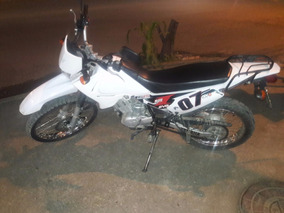 Yamaha Xtz125 Blanco