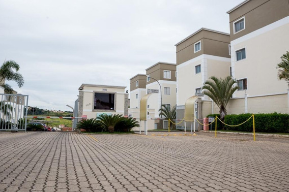 Apartamento Em Vila São Lázaro, Tatuí/sp De 50m² 2 Quartos À Venda Por R$ 135.000,00 - Ap536336