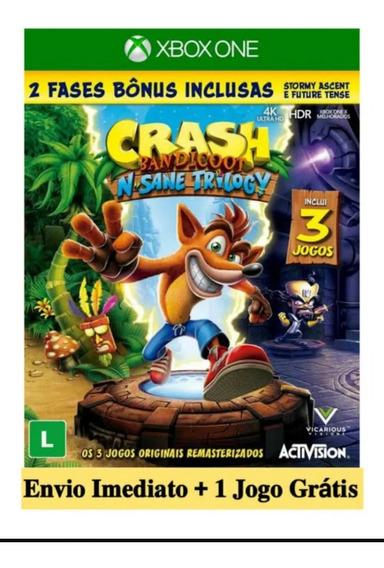 Crash Bandicoot + Todas As Dlc