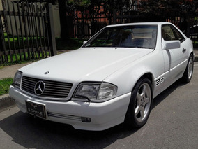 Mercedes Benz Clase Sl 1991