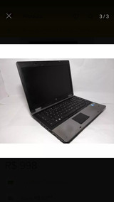 Notebook Hp 6450b