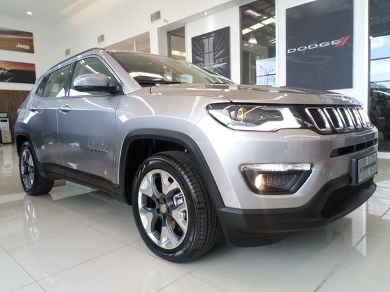 Jeep Compass 2020 Antic $ 386.000 Y Cuotas De $ 16.571