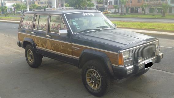 Jeep Wagoneer Xj 1990