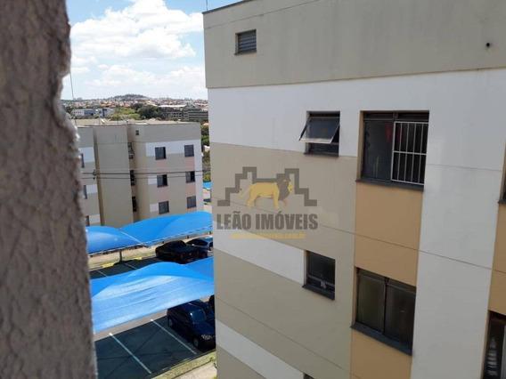 Apartamento Para Venda - Alvorada 2 Parque Das Colinas - Valinhos - Ap1574