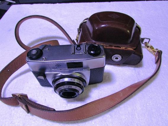 Maquina Fotografica Analogica Antiga Agfa Silette Germany