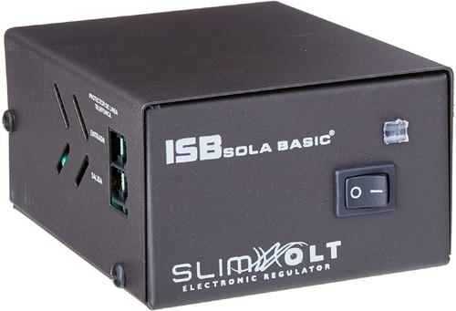 Regulador Sola Basic Slimvolt 1300va / 700w 4 Contactos Mono