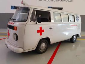 Volkswagen Kombi Kombi Ambulância