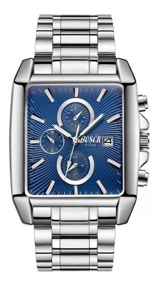 Relógio Bosck Masculino Estiloso Envio Já