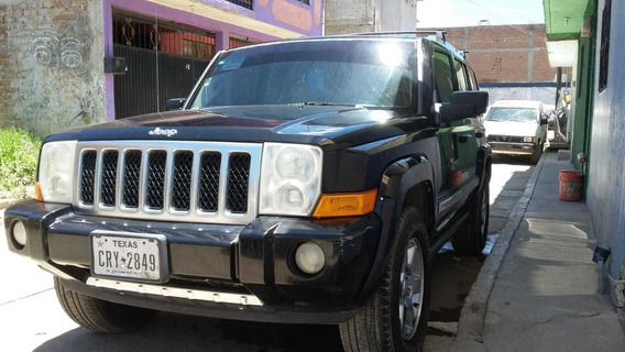Jeep Commander 5.7 Limited Premium 4x2 Mt 1826 Mm 2007