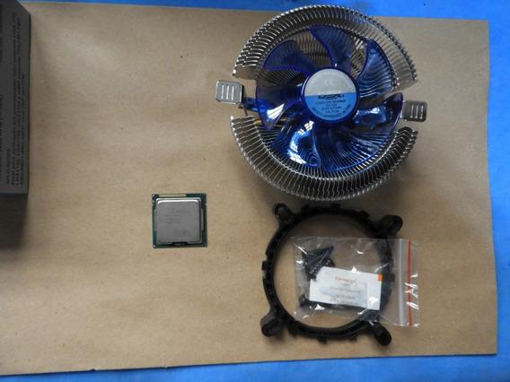 Intel 3º - I5 3470 - 3,20 Ghz / 3,60ghz - Quad 1155 + Cooler