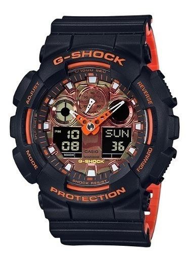 Relógio Casio Masculino G-shock Ga-100br-1adr Original