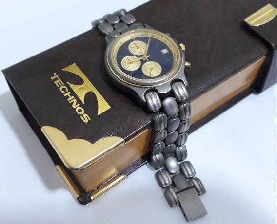 Technos Titanium Chronograph