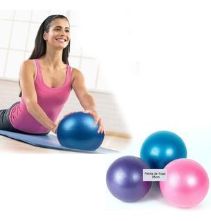 Pelota Balon 25 Cm Yoga Pilates Mini Rehabilitación