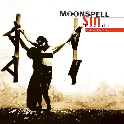 lp] Moonspell - Sin / Pecado | Mercado Libre