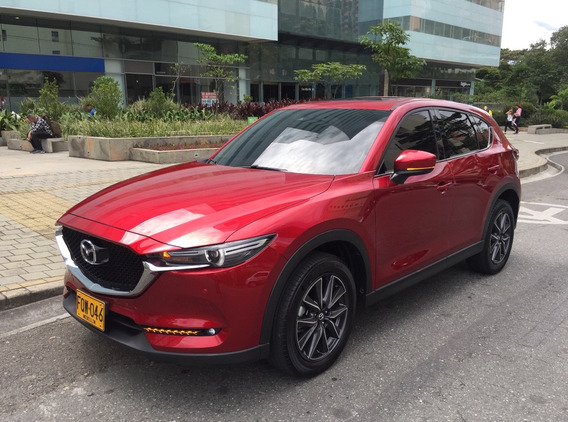 Mazda Cx5 Grand Touring At Lx 4x4 2.5l
