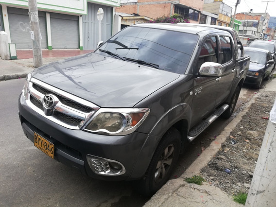 Toyota Hilux Hilux 4x4 Fullequipo Motor 2.7 Cc Modelo 2007 2