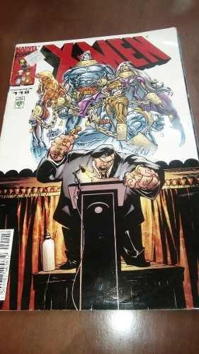 Comic X-men Editorial Vid 118
