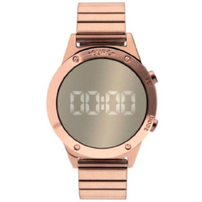 Relógio Feminino Fashion Fit Rosé Digital Euro Eujhs31bac4d