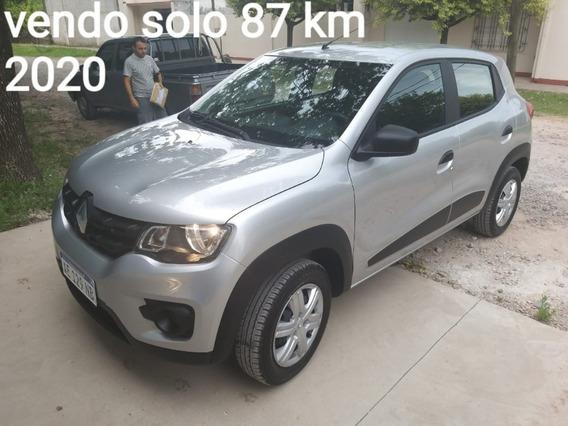 Renault Kwid 1.0 Sce 66cv Zen (patentado) 87 Km