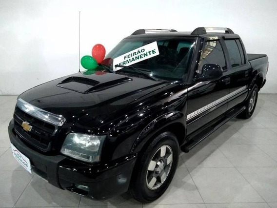 S10 Pick-up Executive 4x2 2.4 (flex) (cab Dupla) 2.4