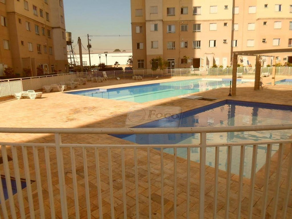 Apartamento Com 2 Dormitórios À Venda, 45 M² Por R$ 220.000,00 - Ponte Grande - Guarulhos/sp - Ap0229