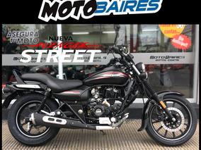 Bajaj Avenger 220 Street 0km Modelo 2017 Custom Solo Con Dni