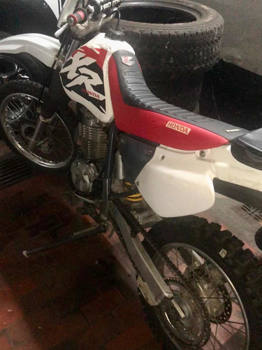 Honda Xr 400 Rr