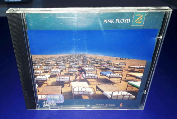 Cd Pink Floyd- A Momentary Lapse Of Reason **( Frete Free )