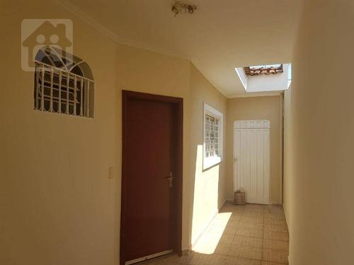 Imagem 1 de 22 de Casa À Venda, 228 M² Por R$ 380.000,00 - Monterrey - Araçatuba/sp - Ca1042