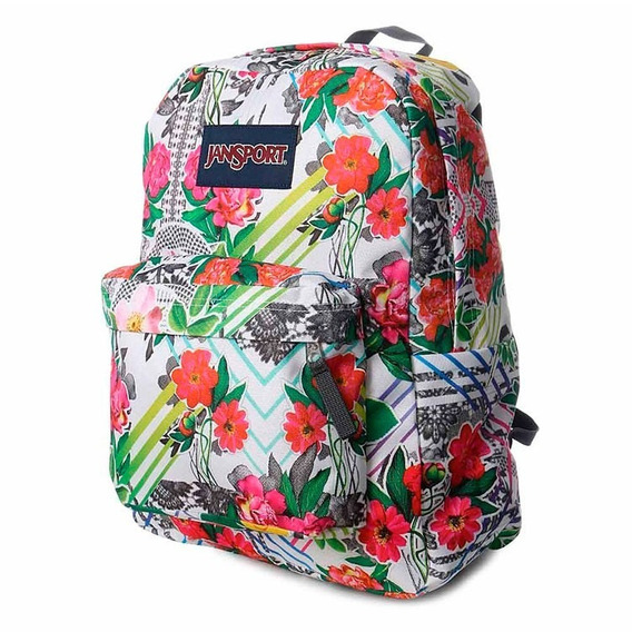 Mochilas Jansport Superbreak Con Estampados. Originales