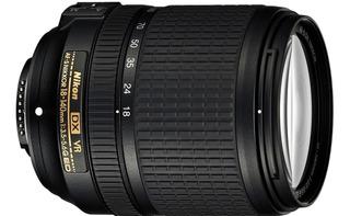 Lente Nikon Af-s Dx 18-140mm F/3.5-5.6g Ed Vr Original Gtia!