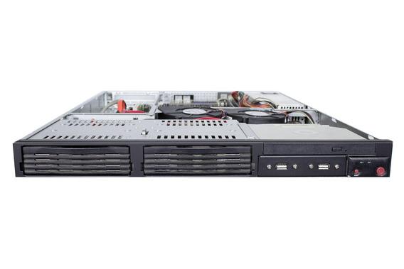 Servidor Supermicro 1u Xeon 16gb Ram 1tb Hd Com Placa Riser