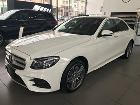 Mercedes-benz Clase E 450 Sport Blanco 2019 Techo Y Faros 19