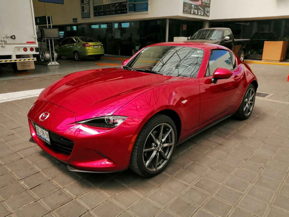 Mazda Mx5 2019 2p Rf I Grand Touring L4/2.0 Aut