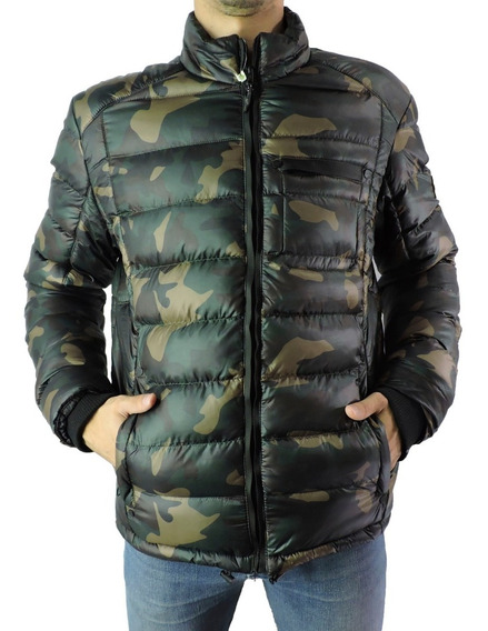 Campera Reversible Canelones Hombre Spy Limited