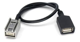 Cabo Usb Honda Civic Fit Crv Som Original 2012 Interface