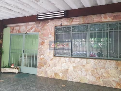 Casa Com 3 Dormitórios À Venda, 156 M² - Vila Augusta - Guarulhos/sp - Ai17108