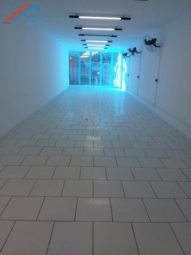 Imagem 1 de 21 de Ponto Comercial Para Alugar No Bairro Centro Em Sorocaba - - Pr 001-2