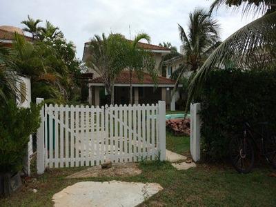 Excelente Casa 4/4 Resort Busca Vida - Ca01211