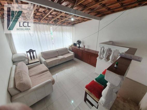 Sobrado Com 2 Dormitórios À Venda, 98 M² Por R$ 320.000,00 - Jardim Pazini - Taboão Da Serra/sp - So0021
