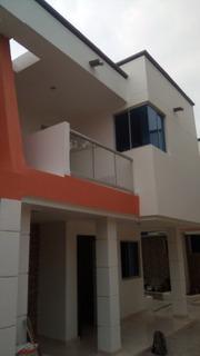 Venta Hermosas Casas Para Estrenar Conjunto Cerrado