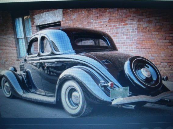 Ford 1935 Coupe 5 Ventanas