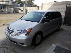 Honda Odyssey 5 Pts Lx Ta, Cd, Ta