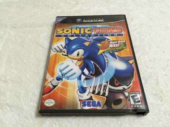 Sonic Gems Collection - Completo Com 9 Jogos Do Sonic