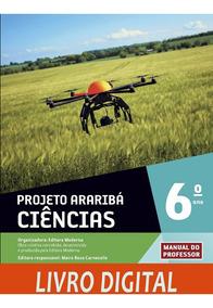 Projeto Araribá - Ciências - 4 Ed - Ano 6