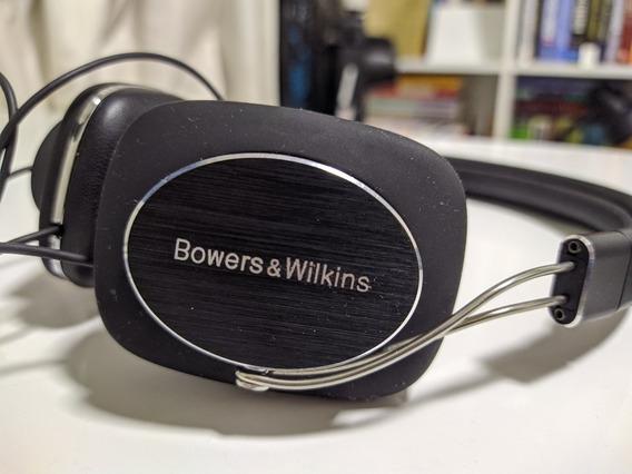 Fone De Ouvido B&w Bowers & Wilkins P3 Série 2 +frete Grátis