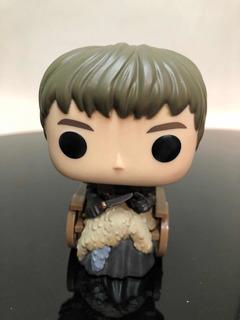 Funko Pop Game Of Thrones Got Bran Stark #67 Sin Caja